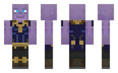 Thanos skin for Minecraft Minecraft Skins, Company Logo