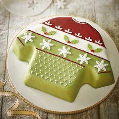 Wilton® Christmas Jumper Cake Pan - from Lakeland