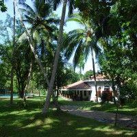 Villa Sepalika - Vue d'ensemble près du portail d'entrée