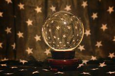 starry crystal ball
