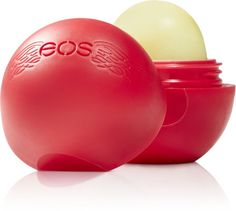 EOS Limited Edition Wildberry Single Blister Lip Balm. A brand new color and flavor, with a special design element inspired by sunsets and travel. A perfect gift!.