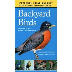 Birdwatching Our Favorite Nature Study In Our Homeschool Backyard Birds Field Guide Bird Book