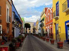 Callejon de Los Sapos ~ Puebla, Mexico