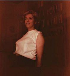 Rare Photograph of Marilyn Monroe on Vacation in Amagansett, New York, 1957.