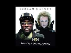 Will.i.am & Britney Spears - Scream and Shout   [CLEAN RADIO EDIT]