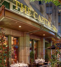 The Capital Grille in Charlotte NC is amazing. They have locations all over the US.