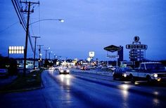 Looking back on Fry Street | North Texas Daily | HISTORIC ...