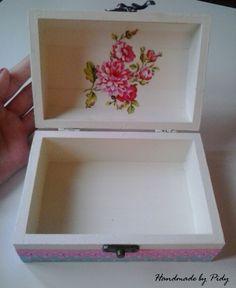 flowers, box inside