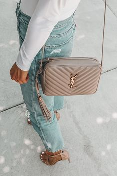 Luxury Purses, Luxury Bags, Chanel Handbags, Purses And Handbags, Gucci Bags, Chanel Bags, Sac Yves Saint Laurent, Bag Prada, Looks Party