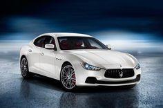 2014 Maserati Ghibli - 3.0 liter turbo charged V6