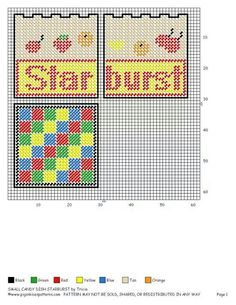Starburst candy dish made pattern Plastic Canvas Coasters, Plastic Canvas Ornaments, Plastic Canvas Tissue Boxes, Plastic Canvas Crafts, Plastic Canvas Patterns, Starburst Candy, Yarn Storage, Plastic Baskets, Tissue Box Covers