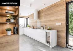 Wyposażona w winiarke - zdjęcie od Jarosław Werner Kitchen Furniture, Furniture Design, Kitchen Rules, Kitchen Ideas, Splashback, Kitchen Design, Outdoor Decor, House, Home Decor