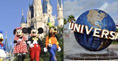 10 melhores atrações da Disney e Universal em Orlando #viagem #miami #orlando