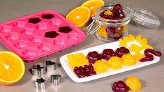 Také vaše děti milují sladkosti? Zkuste jimpřichystat překvapení veformě želé medvídků nebo žížalek. Odprvního pohledu budou nadšené avypřitom zůstanete klidní, protožemáte podkontrolou, codobrota obsahuje. Fruit Roll Ups, Pudding, Candy, Cookies, Recipes, Food, Gummi Candy, Syrup, Crack Crackers