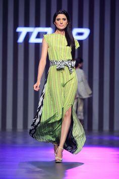 Sania Maskatiya's Hanza Autumn Collection at TDAP Fashion Show 2013