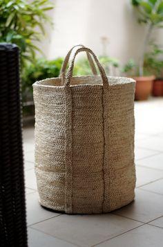 Santorini Floor Basket - Great Ocean Road Singapore