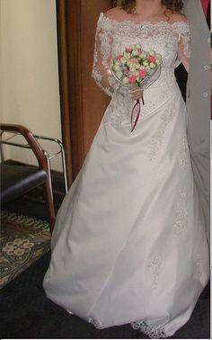 Robe de mariée bustier taille 40 de chez Tati mariage 2013  Robes de ...