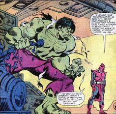 Hulk #266 : SuperMegaMonkey : chronocomic