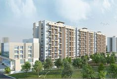 If you are looking for well-located ongoing residential projects in pune. BU Bhandari Landmarks have affordable ongoing real estate projects & properties in Pune.