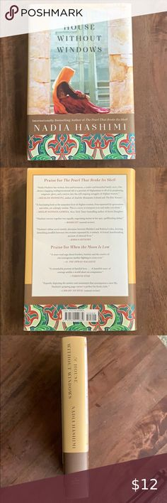 A House Without Windows By Hashimi, Nadia A House Without Windows.By Hashimi, Nadia. Gently used in perfect! Condition Like New! House Without Windows, Notebooks, Journals, Coffee Table Books, Journal Notebook, Congratulations, Cover, Things To Sell, Caro Diario