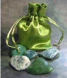 Irish blessing stones
