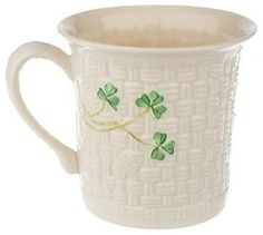 Belleek Irish Porcelain.....love!