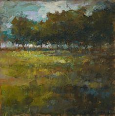 Curt Butler #landscape #tree #art