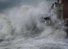 North Sea Surge