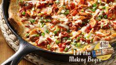Artisan Pizza Recipes from Pillsbury.com