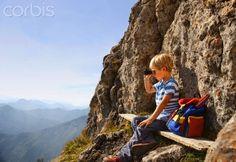 las aventuras de ser padres: Ir a la montaña con nuestros hijos