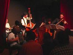 Oblivion, Piazzolla, tango jazz quintet degaf
