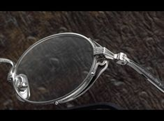 Inherited OPulence » We're beginning to think that you never really own Matsuda Eyewear. You just keep it on your face with the objective of passing it on to future (lucky!) generations in your family. - MATSUDA 3018 from Matsuda Eyewear