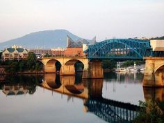Tennessee River - Chattanooga
