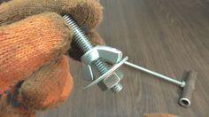 Этот простой инструмент устранит вмятину на автомобиле!