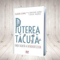Puterea tăcută Susan Cain, Psychology, Parenting, Words, Book, Diy, The Secret, Literatura, Psicologia