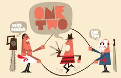 One Two We're Coming for You   Illustrator: Christopher Lee