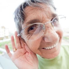 Hearing Loss, The Elderly and Today's Improved Hearing Aids