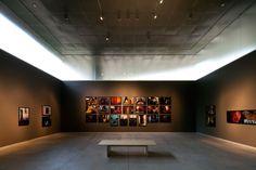 Galeria Miguel Rio Branco – Inhotim,© Leonardo Finotti