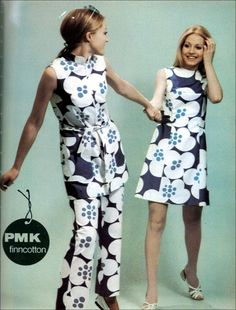 70-luvulta, päivää !: vaatteet/asusteet Seventies Fashion, 1960s Fashion, Teen Fashion, Fashion Models, Vintage Fashion, Vintage Shoes, Retro Vintage, Vintage Outfits, Vintage Clothing