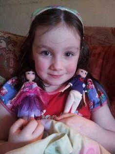 #Ireland #County Meath Where\'s Lottie? Here\'s Lottie helping Saoirse, aged 4 1/2, feel better on a sick day. Saoirse lives in Kells, Co Meath, in Ireland. (with thanks to Mum Emma)