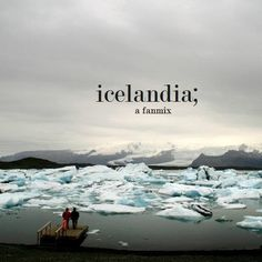 AND A LITTLE OF ICELANDIC FOLK