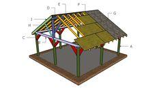 Building a 20x20 pavilion