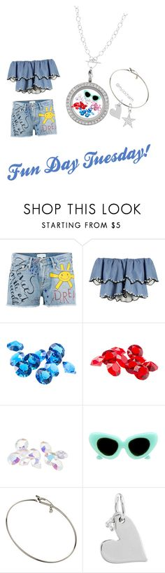 """Fun Day"" by myoocharm on Polyvore featuring Mira Mikati, HUISHAN ZHANG and Capri Blue"