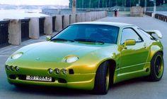 Strosek Kit on Supercharged Porsche 928 Porsche 928 Gts, Porsche Cars, Porsche Replica, Jaguar, Car Wheels, Car In The World, Sexy Cars, Car Car, Fast Cars