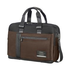 Samsonite - Openroad Laptop Case - Chestnut brown