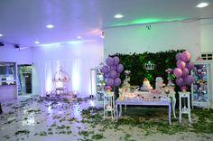 decoraçao chic de festa da princesa sofia - Pesquisa Google