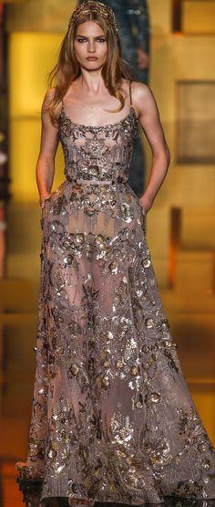 Elie Saab Haute Couture Autumn 2015