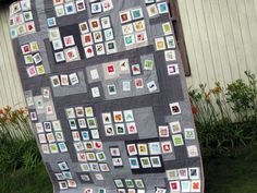 blocks by the Love circle! by StitchedInColor, via Flickr