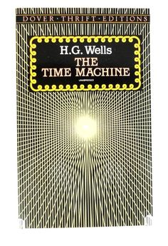 The Time Machine H. G. WELLS (Dover Thrift Editions) Paperback #Textbook