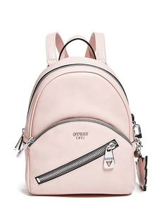 Bradyn Small Backpack at Guess Cute Mini Backpacks, Little Backpacks, Stylish Backpacks, Guess Backpack, Small Backpack, Backpack Purse, Guess Handbags, Purses And Handbags, Shoes